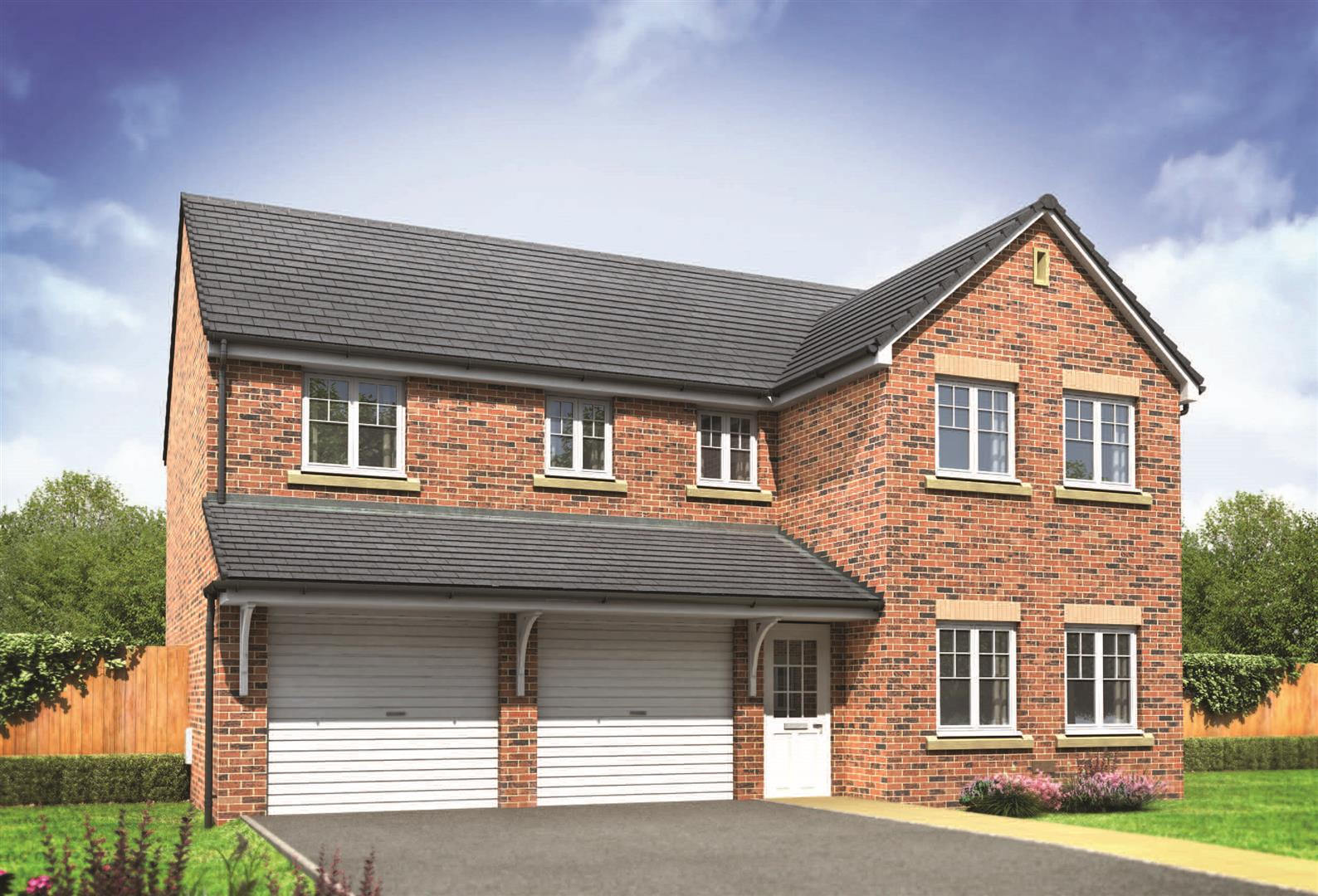5 Bedrooms Detached House for sale in Plot 15, Milestone Grange, Stratford upon Avon